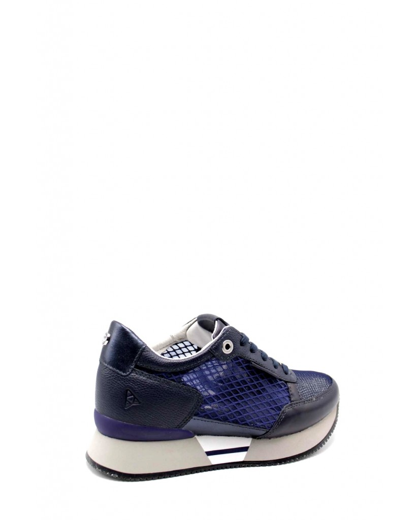 Apepazza Sneakers F.gomma Rose Donna Blu Fashion