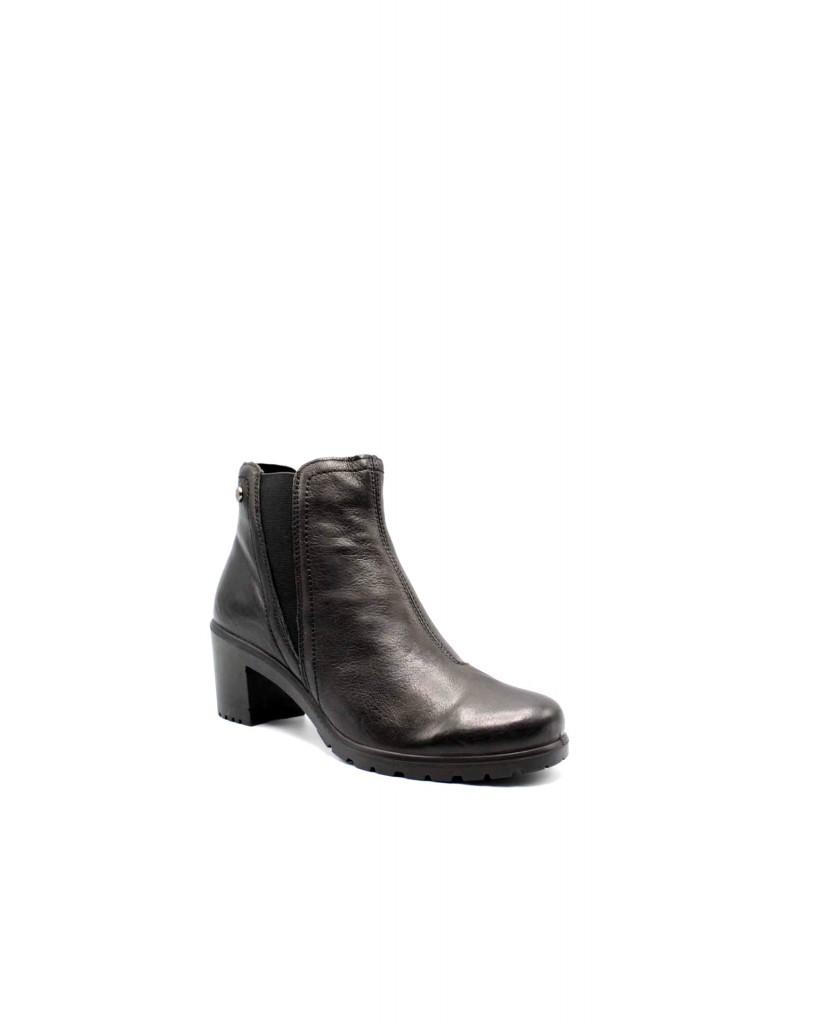 Enval soft Tronchetti F.gomma D dh 62550 Donna Nero Casual