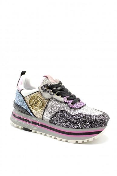 Liu.jo Sneakers F.gomma Liujo maxi wonder 24 - sneaker mult Donna Multicolor Fashion