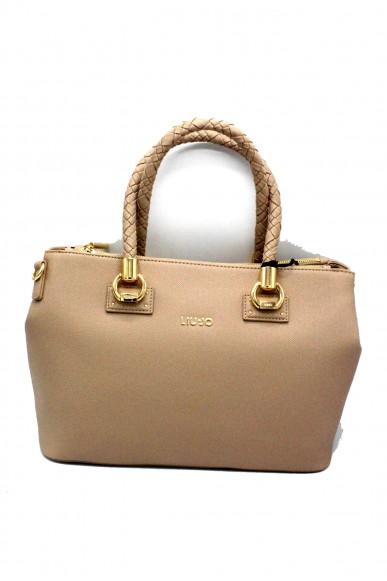 Liu.jo Borse - M 2 zip satchel manhattan Donna Arenaria Fashion