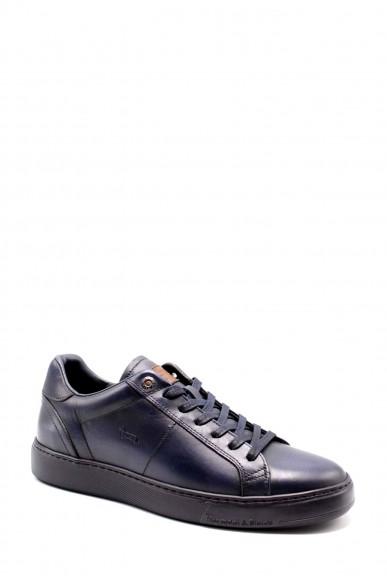 Harmont-blaine Sneakers F.gomma Uomo Blu Casual