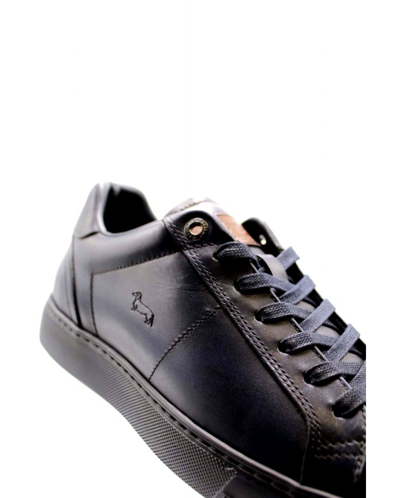 Harmont-blaine Sneakers F.gomma Uomo Blu Casual