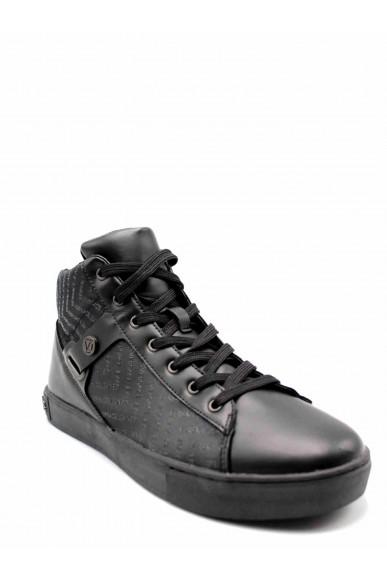 Versace jeans Sneakers F.gomma Linea fondo pp dis. 3 Uomo Nero Fashion