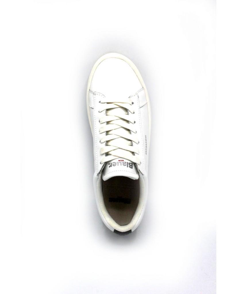Blauer Sneakers   Donna Bianco Fashion