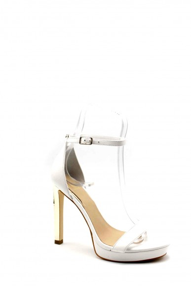 Guess Sandali F.gomma Eiry/sandalo (sandal)/leather Donna Bianco Fashion