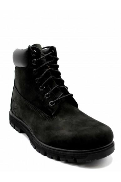 Timberland Stivali F.gomma Radford 6  boot wp black Uomo Nero Casual