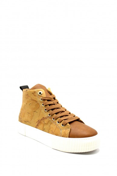 1^classe  Sneakers F.gomma In06940208 Donna Cuoio Fashion