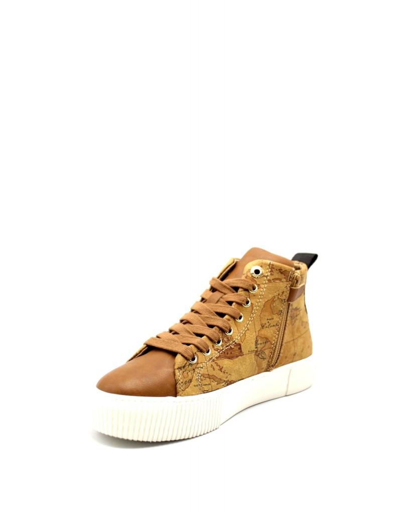 1^classe  Sneakers F.gomma In06940208 Donna Cuoio Fashion