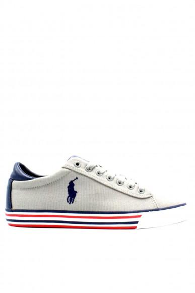 Ralph lauren Sneakers F.gomma 39/46 harvey Uomo Grigio-blu Casual