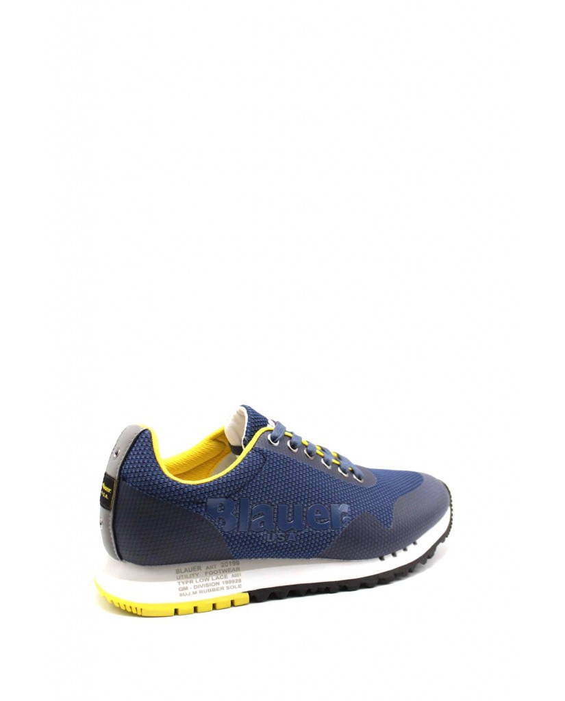 Blauer Sneakers F.gomma Denver01/mes Uomo Blu Fashion