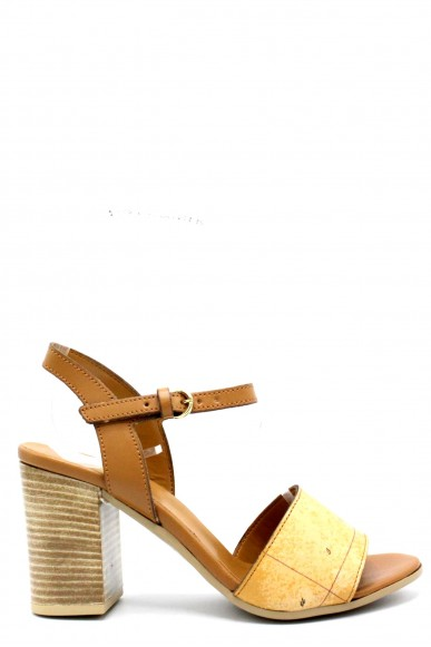 1^classe  Sandali F.gomma 35/41 e691/391b Donna Naturale Fashion