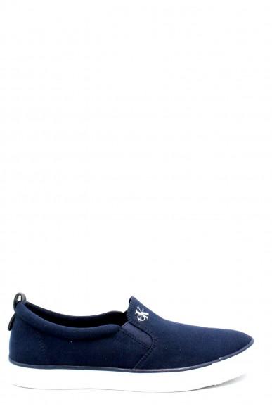 Calvin klein Slip-on F.gomma 40/45 s0370 ss18 Uomo Navy Fashion