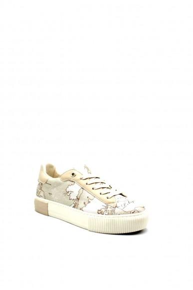 1^classe  Sneakers F.gomma 0871 Donna Beige Fashion