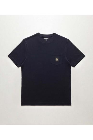 Refrigiwear T-shirt   Pierce t-shirt Uomo Blu Fashion