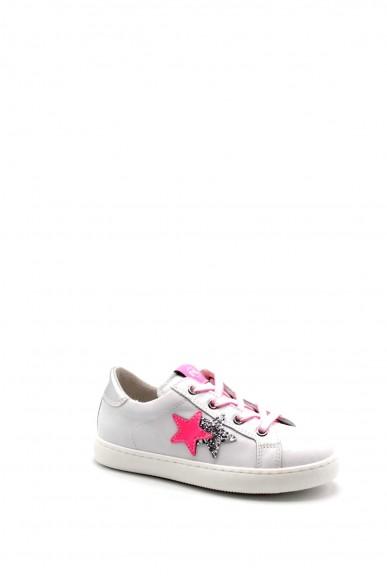 Nero giardini j Sneakers F.gomma Ragazza e031490f Bambino Bianco Fashion