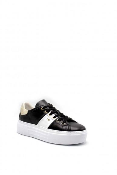 Nero giardini Sneakers F.gomma I117011d Donna Nero Casual