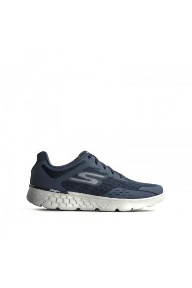 Skechers Sneakers F.gomma 40/46 Uomo Navy Sportivo