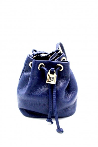 Patrizia pepe Pochette Mini secchiello Donna Blu Fashion