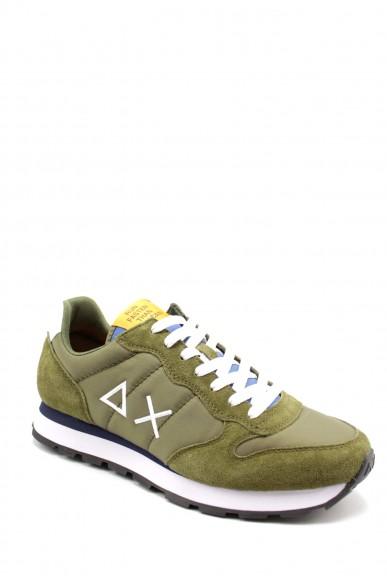 Sun68 Sneakers F.gomma 40-46 Uomo Militare Sportivo