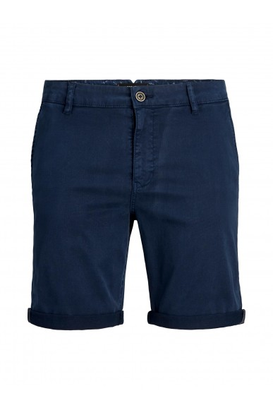 Jackejones Bermuda   Jjifred jjchino shorts ama Uomo Blu Casual
