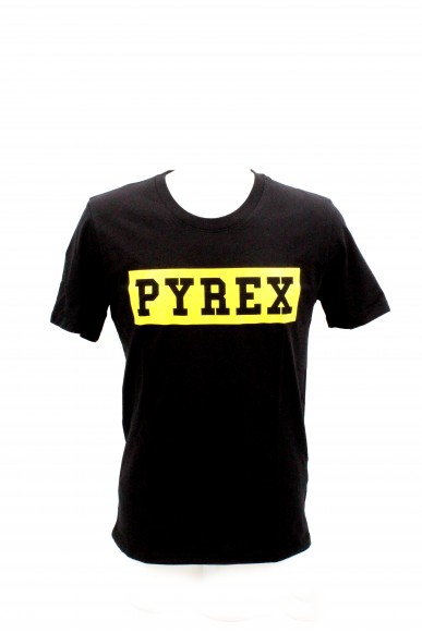 Pyrex Maglie   Maglia unisex in jersey Unisex Nero Fashion