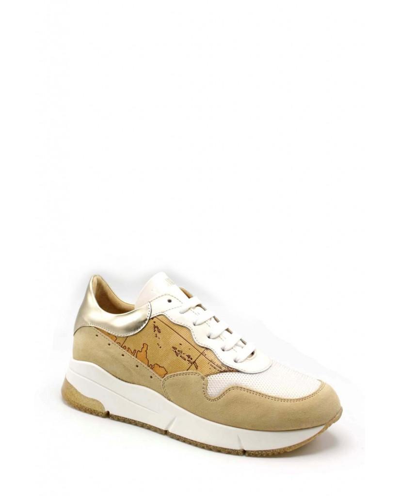 1^classe  Sneakers F.gomma Sneaker donna Donna Naturale Fashion