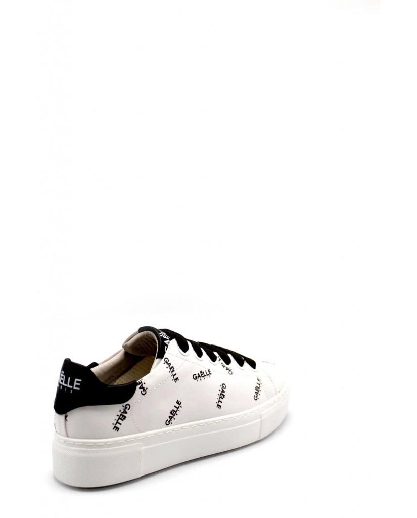 Gaelle paris Sneakers F.gomma 35/41 g-190 Donna Bianco Fashion