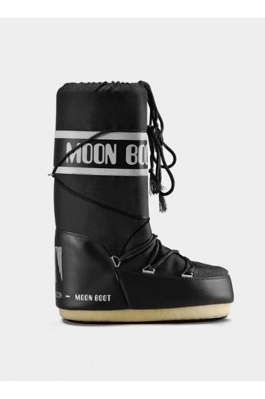 Moon boot Stivali F.gomma 35-41 Donna Nero Sportivo