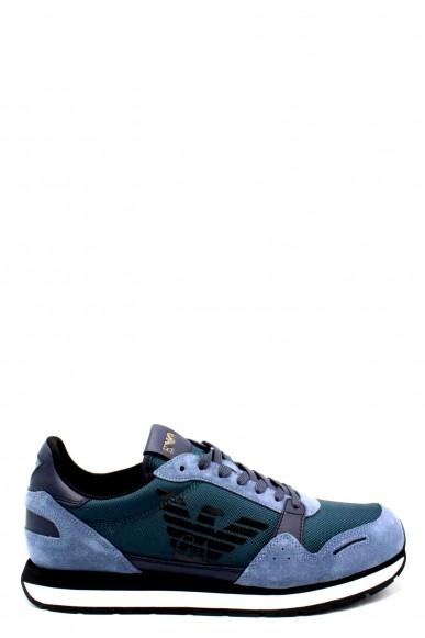 Emporio armani Sneakers   X4x215 xl198 ss18 ea Uomo Jeans Fashion
