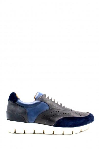 Brecos Sneakers F.gomma 40-45 made in italy Uomo Bluette-grigio Casual