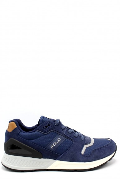 Ralph lauren Sneakers F.gomma 40/45 train 100 Uomo Indaco Fashion