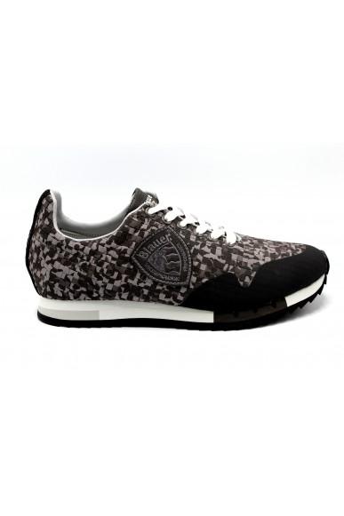 Blauer Sneakers F.gomma 40/45 Uomo Grigio Fashion