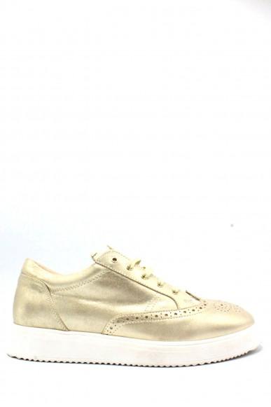 1^classe  Stringate F.gomma 35/40 Donna Platino Fashion