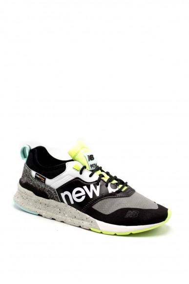New balance Sneakers F.gomma Nbcmt997 Uomo Nero Fashion
