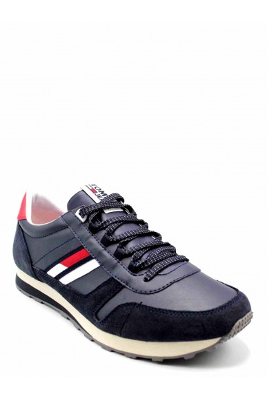Tommy hilfiger Sneakers F.gomma Retro runner sneaker Uomo Ink Casual