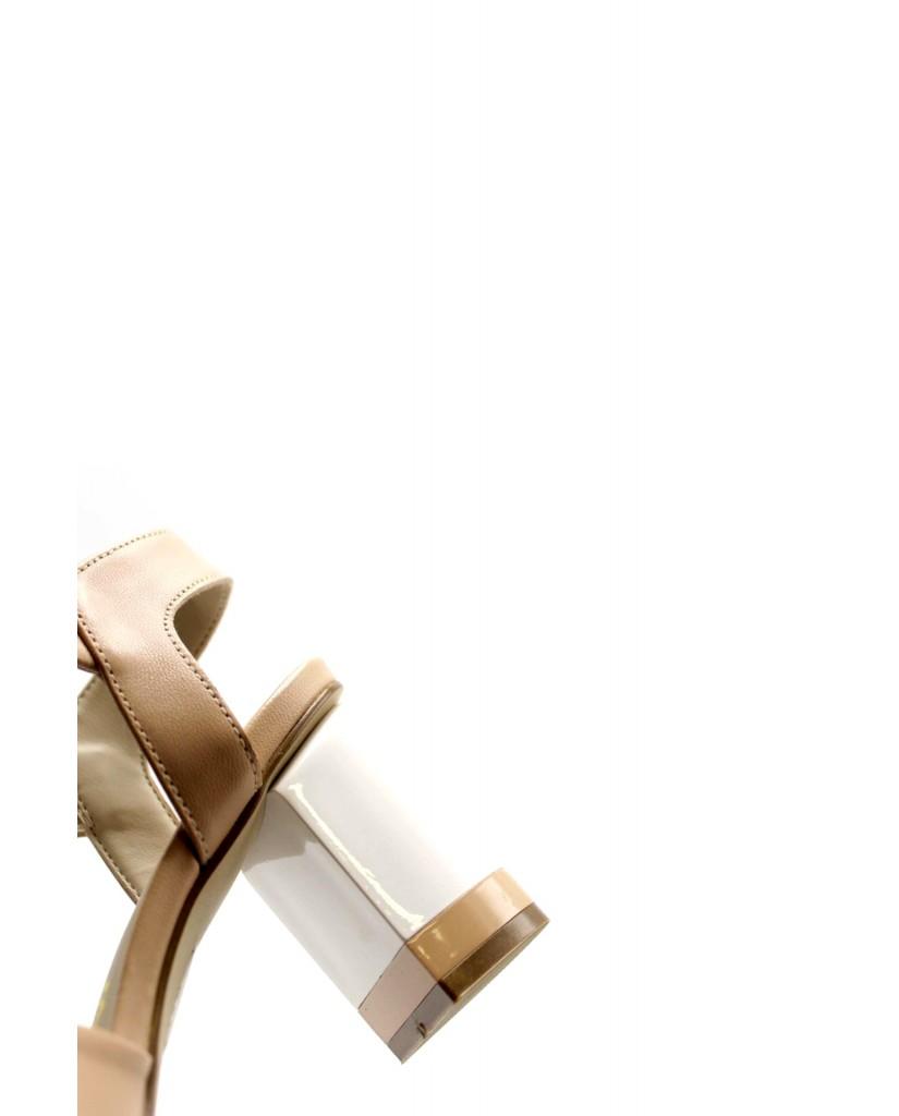 Capelli rossi Sandali F.gomma 8748-082-606 Donna Beige Fashion