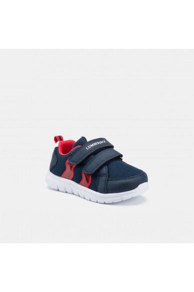 Lumberjack Sneakers F.gomma Crash Bambino Blu Casual