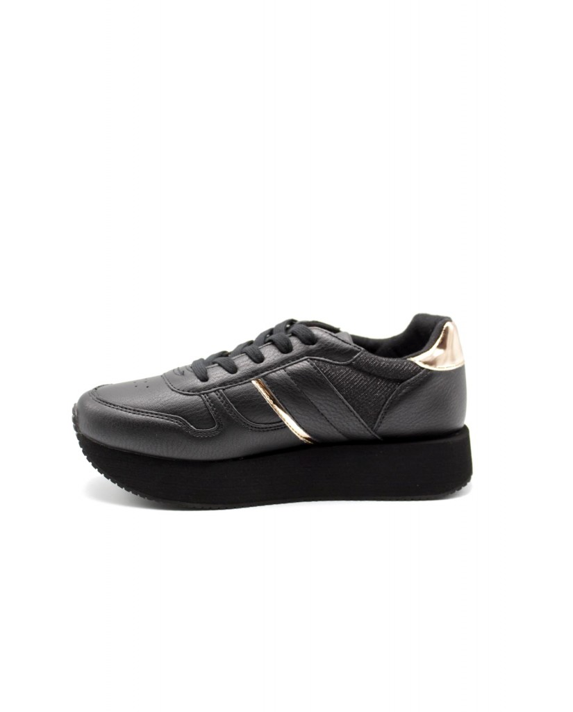 Bikkembergs Sneakers F.gomma K3a4-20612-0376 Donna Nero Fashion