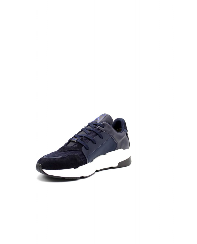 Ambitious Sneakers F.gomma 104528 Uomo Blu Fashion