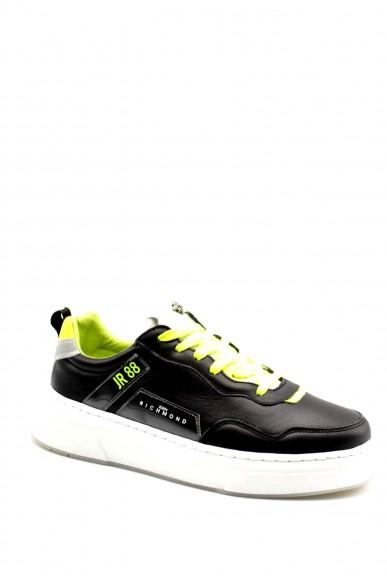 Richmond Sneakers F.gomma 40-45 Uomo Nero