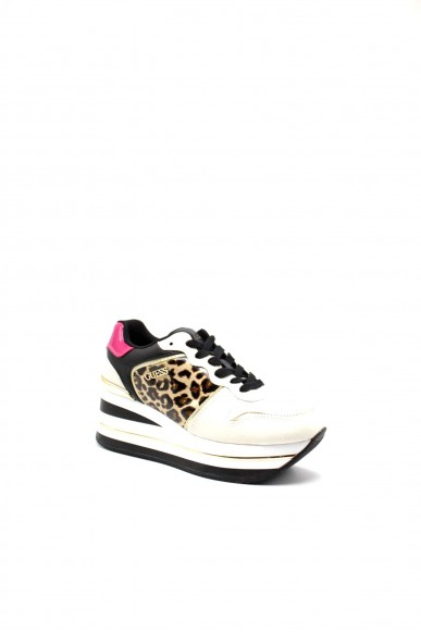 Guess Sneakers F.gomma Hektore2/active lady/fabric Donna Leopardo Fashion