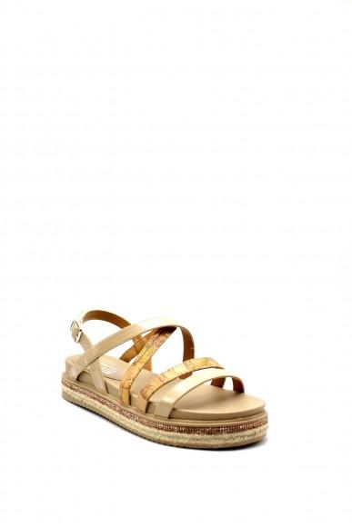 1^classe  Sandali F.gomma 0904 1195 Donna Rosa Fashion