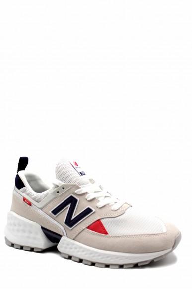 New balance Sneakers F.gomma 574gn sport Uomo Bianco Sportivo