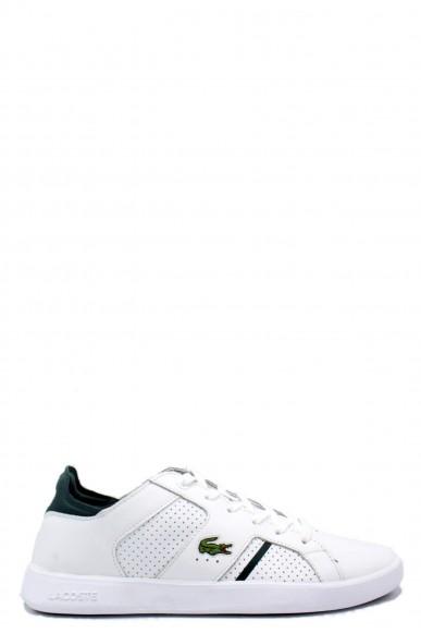 Lacoste Sneakers   Novas ct 118 Uomo Bianco Fashion