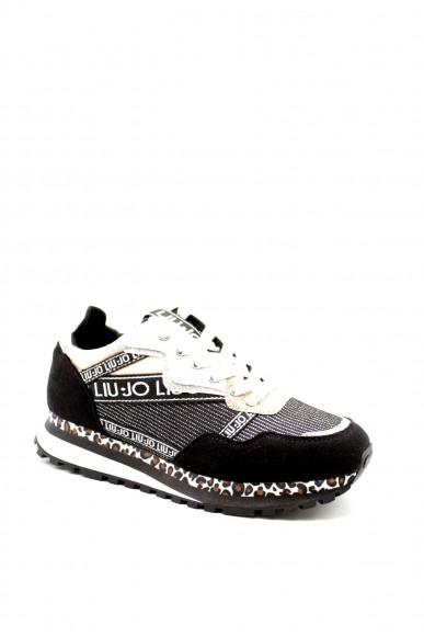 Liu.jo Sneakers F.gomma Liujo wonder 17 - sneaker black Donna Nero Fashion