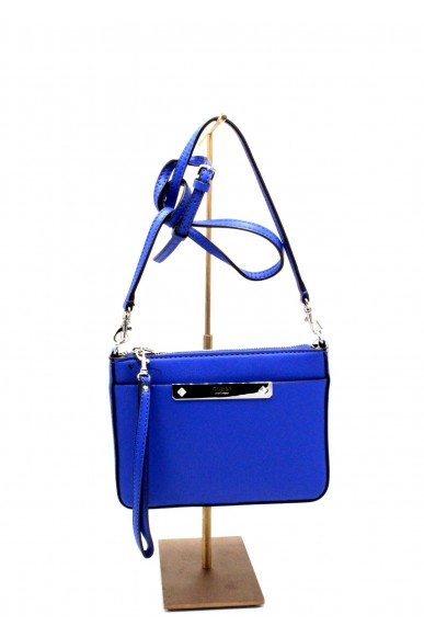 Guess Pochette - Mini crossbody Donna Blu Fashion