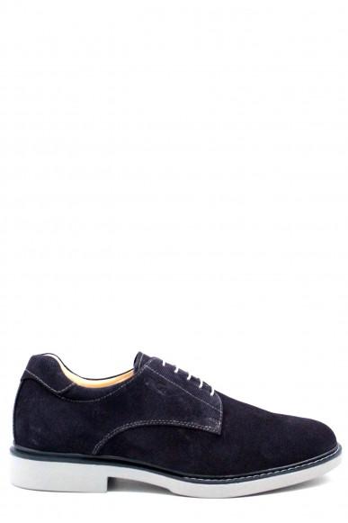 Nero giardini Classiche F.gomma Osimo jeans pu.porto grigio+g.lo Uomo Blu Fashion