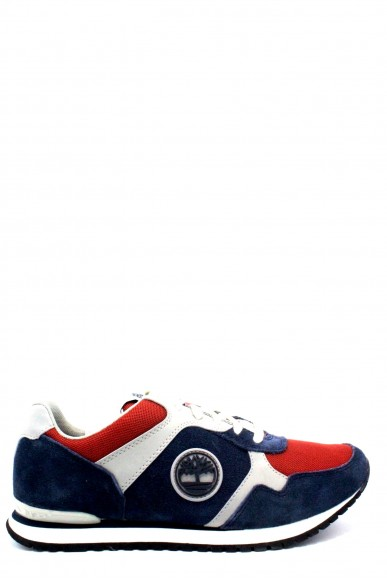 Timberland Sneakers F.gomma Retro runner ox total eclips Uomo Blu Fashion