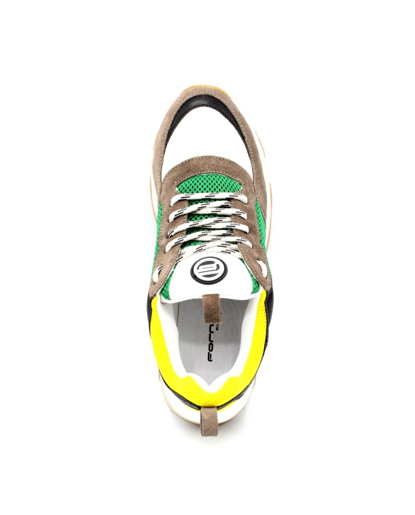 Fornarina Sneakers 36-41 Donna Verde