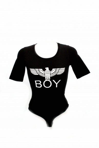 Boy london Body Donna Nero Casual